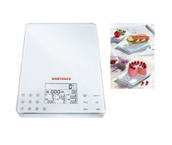 Soehnle Food Control Easy - Digitale Küchenwaage