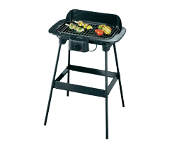 Severin PG 8521 Barbecue-Grill &quot;Made in Germany&quot;